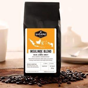 Jual Kopi Insulinde Blend Sasame Coffee