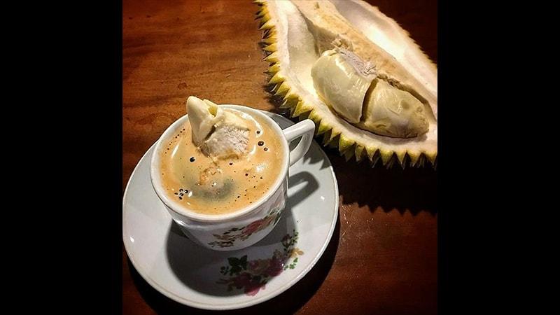 kopi khas indonesia - kopi duren