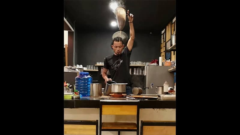 kopi khas indonesia - kopi saring