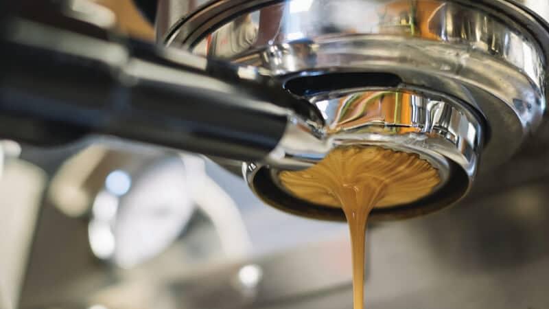 Mesin Kopi Espresso - Espresso