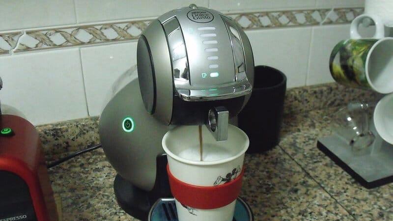 Mesin Kopi Espresso - Pod Coffee