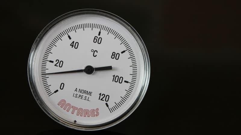 Alat Pembuat Kopi - Termometer