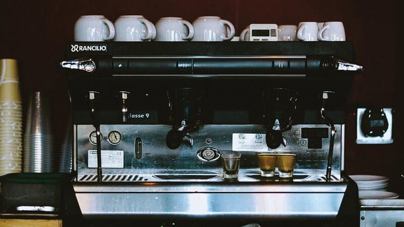 Mesin Kopi Espresso - Mesin Espresso Manual