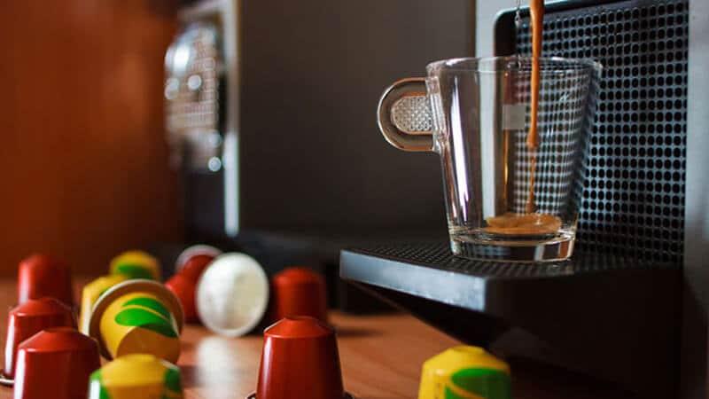 Alat Pembuat Kopi - Pod Coffee