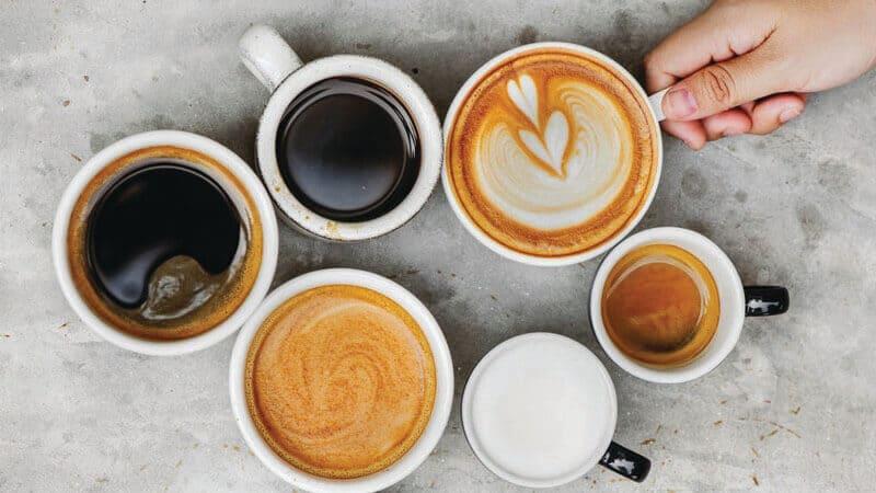 jenis-jenis minuman kopi - espresso based