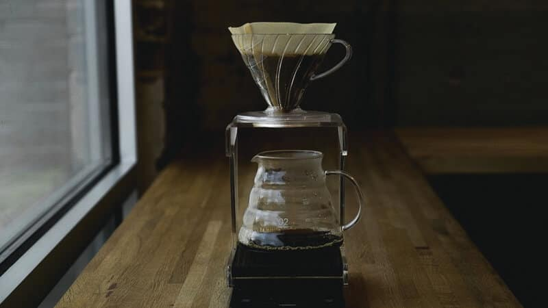 jenis-jenis minuman kopi - v60