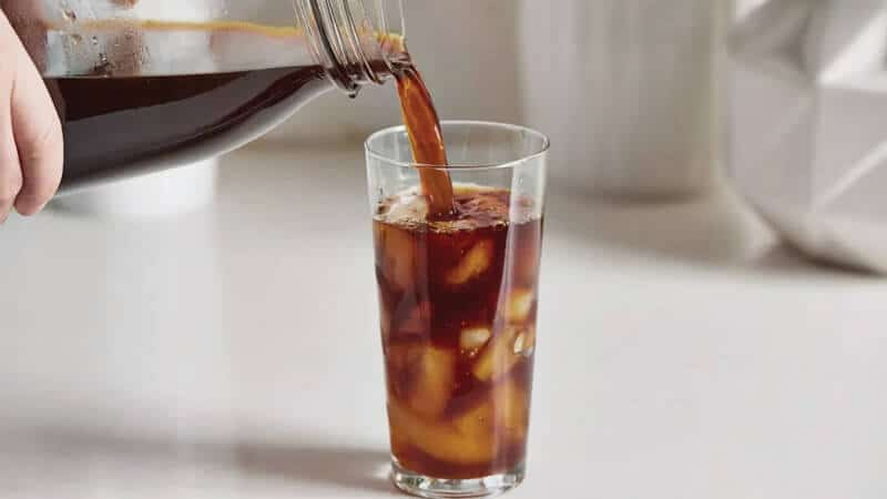 jenis minuman kopi - cold brew