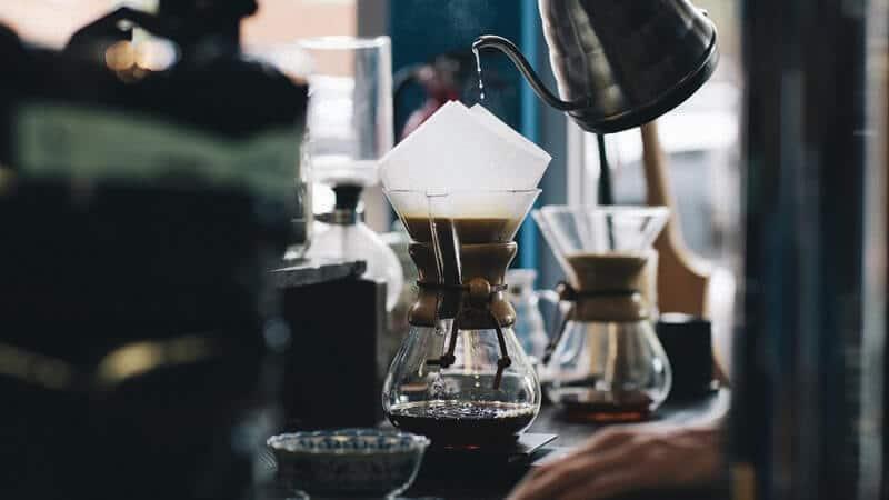 jenis-jenis minuman kopi - chemex