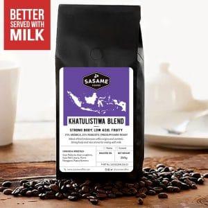Jual Kopi Khatulistiwa Blend Sasame Coffee