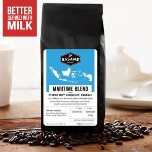 Jual Kopi Maritime Blend Sasame Coffee