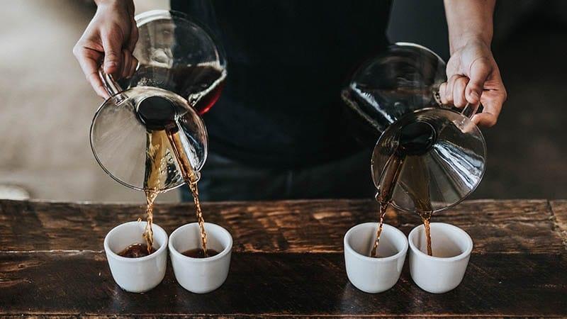 manfaat minum kopi - kopi hitam