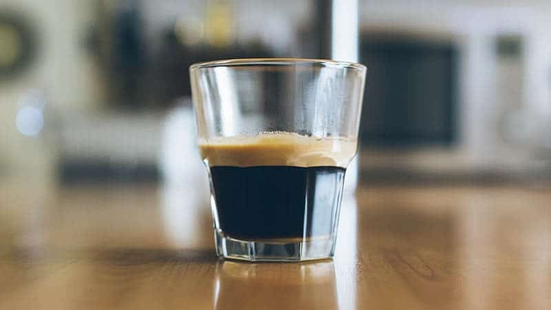 manfaat minum kopi - kopi pahit