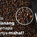 kopi lanang - apa itu kopi lanang dan kenapa harganya mahal