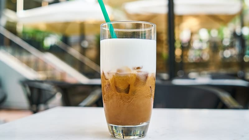 Resep Minuman Kopi Kekinian - Es Kopi Susu