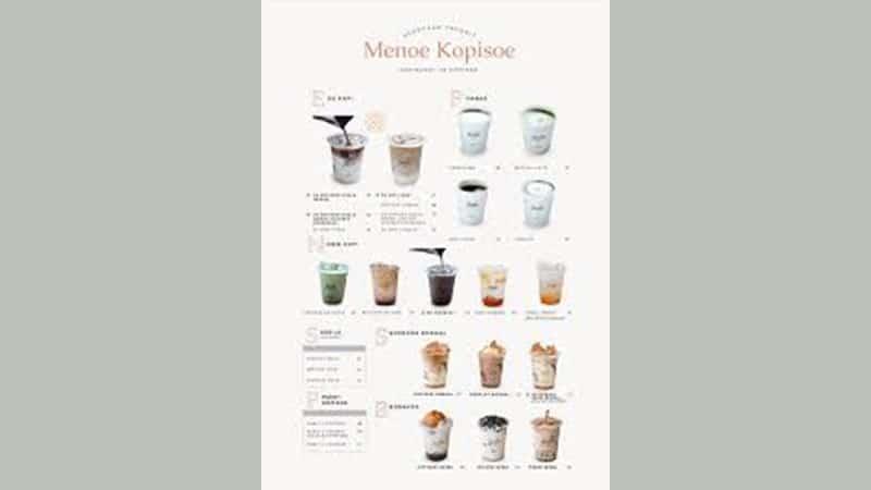 info harga dan cara franchise kopi soe