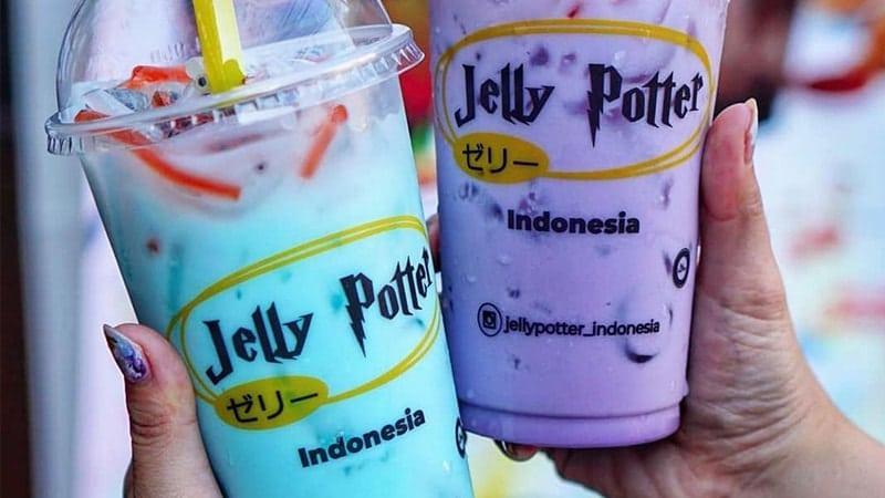 Franchise Minuman Jelly Potter – Info, Cara Membuka, Harga