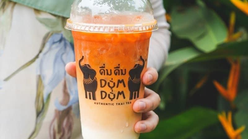 harga franchise dum dum thai tea