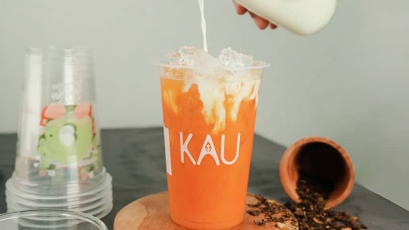 harga franchise kau thai tea