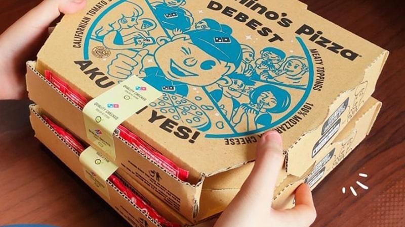 Franchise Domino Pizza – Info, Cara Membuka, Harga