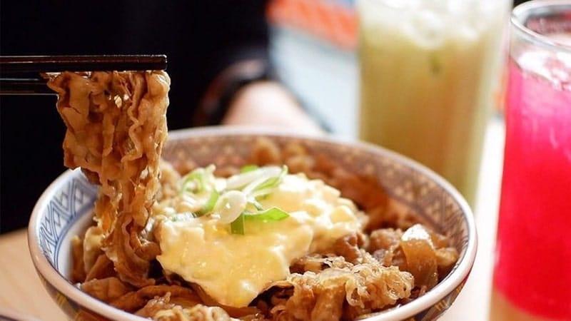 franchise yoshinoya restaurant indonesia
