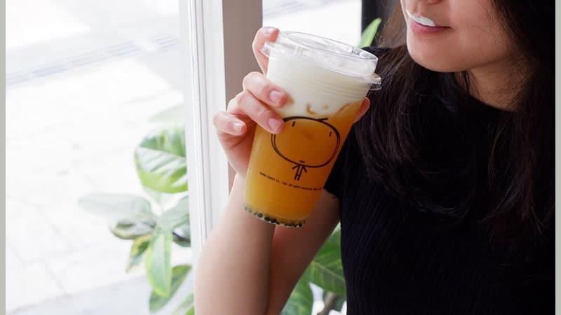 franchise kamu cheese tea