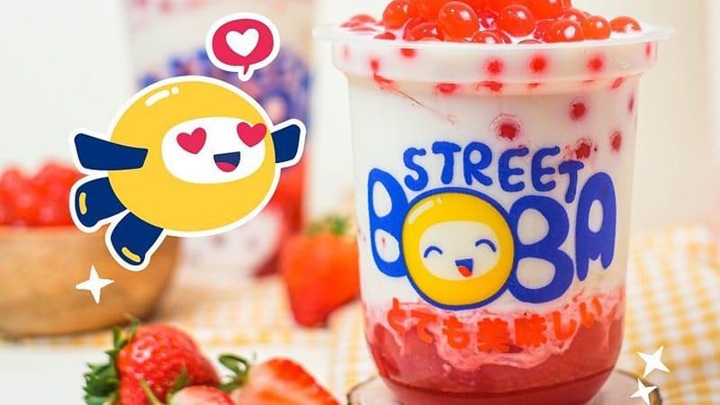 franchise street boba