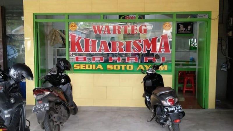 franchise warteg kharisma bahari